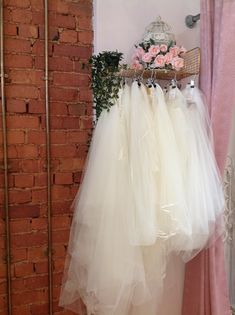 Luxury, Designer Wedding Dresses from Elizabeth Kate Bridal and Prom Long Veils, Flower Girl Dresses, Prom Dresses, Prom Dress Shopping, Designer Wedding Dresses, Perfect Place, Tulle, Range, Exterior