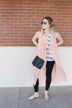 Styling neutral shoes with Aerosoles