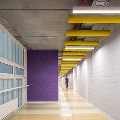 Institut Cabrils, Cabrils, VSarquitectura