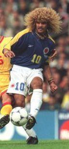 Planet World Cup - Legends - Carlos Valderrama