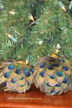 Holiday Ornaments! | Peacock