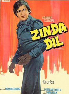Zinda Dil (1975) Poster
