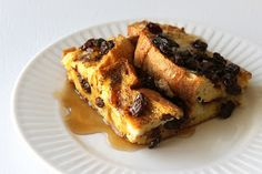 A Dash Of Tash: Raisin and Cinnamon French Toast Casserole