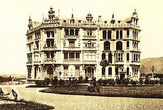 Palacio de Chávarri  Gobierno Civil  1889 - 1894  HANKAR, Paul ANDUIZA URÍBARRI, Atanasio de AGUINAGA AZQUETA, Eugenio María Rehabilitación   1943 - 1947   Bilbao (Bizkaia)