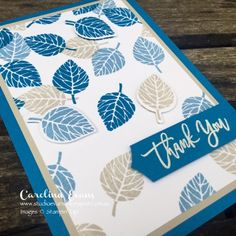 Carolina Evans - Stampin' Up! Demonstrator, Melbourne Australia: Thoughtful…