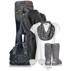 Winter Fashion Outfits 2012 | Bundle Up For Winter! | Fashionista Trends