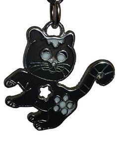 12 Lucky Black Cat Enamel Metal Key Ring By KeyParcels Wedding Favours Gifts Wholesale KeyParcels http://www.amazon.co.uk/dp/B00L57EEUO/ref=cm_sw_r_pi_dp_s2m0tb1VJEB7EC5E