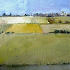 Landscape painting by Kathleen Jacobs