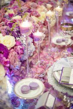 Purple Wedding Ideas - Radiant Orchid Inspiration Shoot  @andrea gary , @szordanner jones , @Eugenie Anim