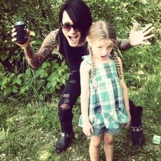 This is one of the best pictures ever For those of you who don't know, this is Ashley Purdy. With a girl that I (sadly) do not know..