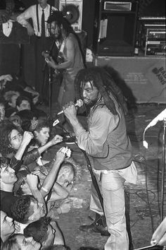 Bad Brains - hardcore punk band from Washington, D.C.