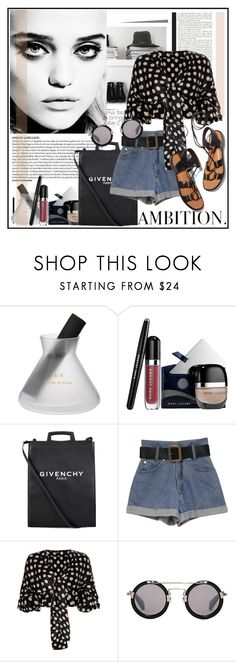 """""""A little bit of Vintage"""" by stylemeup-649 ❤ liked on Polyvore featuring Tom Dixon, Marc Jacobs, AG Adriano Goldschmied, Givenchy, SANCHEZ, Johanna Ortiz, Rosetta Getty, Yohji Yamamoto, vintage and denim"""