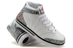 Pro Classic-White Black Grey Shoes