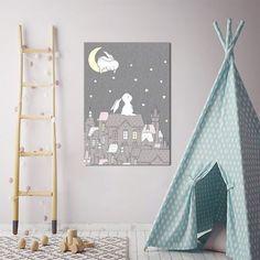 obrazek na ścianę do pokoiku dziecka