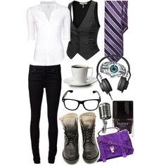 Welcome to Night Vale inspired outfit