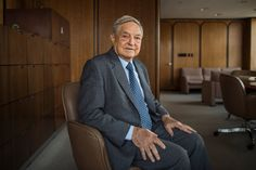 George Soros Transfers Billions to Open Society Foundations