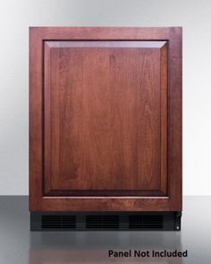 The flexible design of the 24 #undercounter refrigerator allows #built in or freesatanding installation The adjustable glass shelves the wine shelf and the crispe...