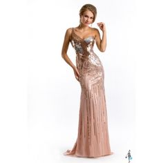 Party Time Prom Collection Gown Style 6081 by Party Time Formals at WatzCatchy.com #Prom2013
