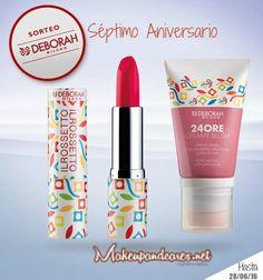 Makeup and Cares: Celebramos el séptimo aniversario del blog con un ...