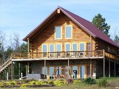 Seclusion in Cherokee Cabin at Mt. Magazine,... - HomeAway Fort Smith