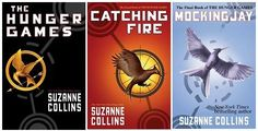 Suzanne Collins - Hunger Games Series