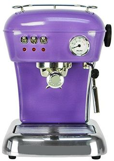 Ascaso Dream UP V2 Espresso Machine  Intense Violet by Ascaso
