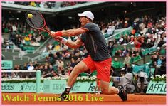 Watch live Tennis French Open 2016, French Open tennis Live on Sunday May 22 TO Sunday Jun 5, 2016 live at Paris Capital of France. Watch this tournament live streaming in high quality video. from any where in the world on your mobile, pc, laptop, smartphone, tablet, mac, iphone , android, laptop, etc. Watch French Open  Open Online Streaming in HD Video,  CLICK HERE : http://www.livetennisonline.com/