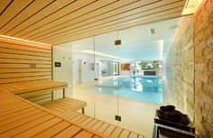 Sauna Design Ideas, Pictures, Remodel and Decor