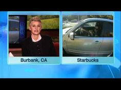 Ellen loves her hidden camera pranks at Starbucks, but when she sends a celebrity, people know what's happening. Today she sent one of her audience members instead... and got some hilarious reactions!