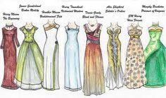 dress style names - Google Search