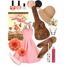 The Sound Of Music by MoaningMyrtleMagic on Polyvore
