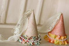 Bridgey Widgey: Princess Party Hat