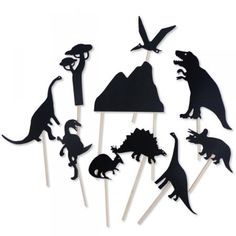 Moulin Roty Shadows Puppet Show Dinosaurs Unique gifts and toys for kids. UK specialist supplier of contemporary creative toys and kids gifts. Dinosaur Party, Dinosaur Birthday, Kids Crafts, Shadow Theatre, Toy Theatre, Clever Kids, Puppet Show, Shadow Play, Shadow Puppets