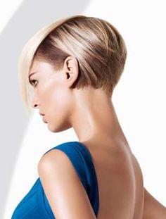 Vidal Sassoon / Short Blond Hair