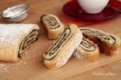 Oggi vi presento la ricetta dei biscotti arrotolati alla nutella: Ricetta con tutorial fotografico..Sono deliziosi e sfiziosetti biscotti farciti con golosa