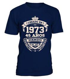 creado en 1973- 45 años siendo genial  #tshirts
