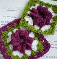 ...Love this stitch.  I will  have to try this one.