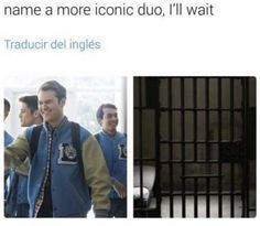 I can't think of a better duo. 13 reasons why meme