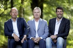 August 2014 - The KNVB presented the new head coach Guus Hiddink and is assistants Danny Blind and Ruud van Nistelrooy!