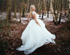 Runaway Princess Snow White - Vintage tatty lace and tulle wedding dress Kate Wedding Dress, Tulle Wedding, Wedding Gowns, Vintage Lace, Bridal Collection, Snow White, Backless, Couture, Bride