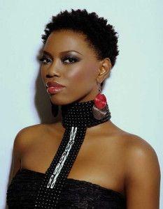 2014 short haircut for black women