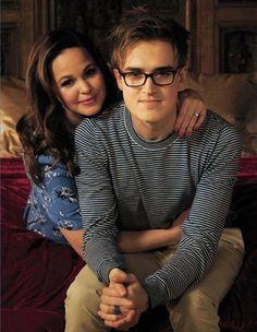 Tom and Gi Fletcher ❤️❤️