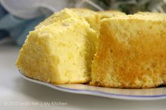 Durian Chiffon Cake by Lydia's Corner, via Flickr