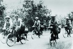 Strange, But Successful, War Strategies—Japan's WWII Bicycle Infantry  - July 20, 2016 -  The Japanese literally pedaled their way to victory in the Battle of Singapore.