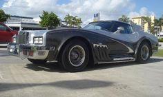 1978 Dunham Corvette Caballista