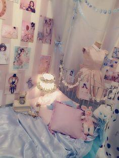 ♥sweet pastel room♥                                                                                                                                                                                 More