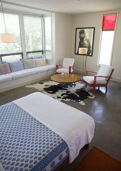 Hotel San Jose - Austin - Bedroom
