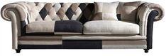 El sofá Chesterfield se reinventa