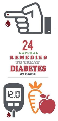 24 Effective Natural Home Remedies For Diabetes.