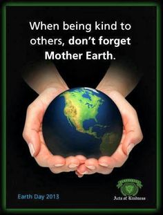 Mother Earth - Protect our planet